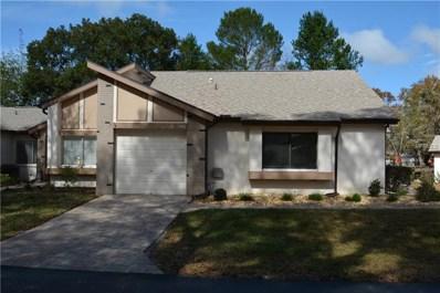 7481 Heather Walk Drive, Weeki Wachee, FL 34613 - MLS#: T2917049