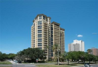 4201 Bayshore Boulevard UNIT 601, Tampa, FL 33611 - MLS#: T2917159