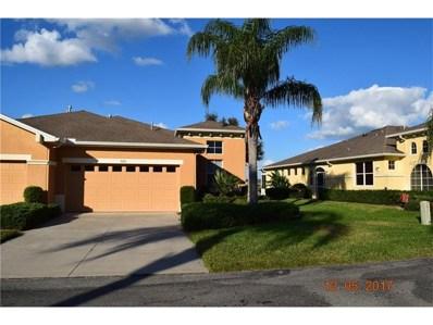 2081 Sifield Greens Way UNIT 107, Sun City Center, FL 33573 - MLS#: T2917469
