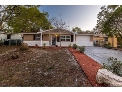 7704 Birchwood Drive, Port Richey, FL 34668 - MLS#: T2917575