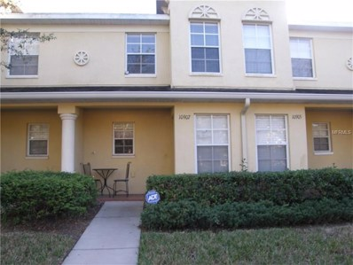 10907 Brickside Court, Riverview, FL 33579 - MLS#: T2917651