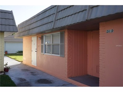 201 Bedford Street UNIT D84, Sun City Center, FL 33573 - MLS#: T2917704