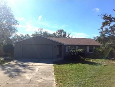 16702 Richloam Lane, Spring Hill, FL 34610 - MLS#: T2918070