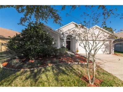 7534 Citrus Blossom Drive, Land O Lakes, FL 34637 - MLS#: T2918221