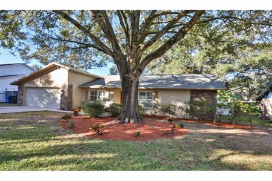 1614 Burning Tree Lane, Brandon, FL 33510 - MLS#: T2918293