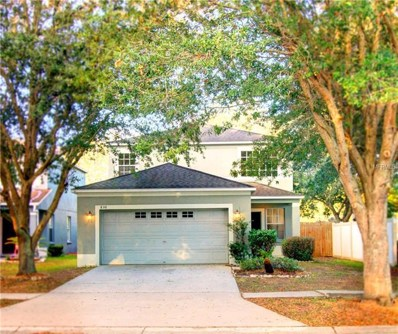 836 Parsons Pointe Street, Seffner, FL 33584 - MLS#: T2918296