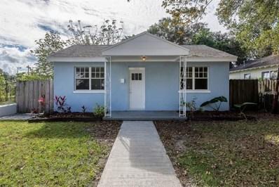 102 W Cayuga Street, Tampa, FL 33603 - MLS#: T2918407