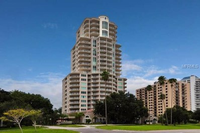 3507 Bayshore Boulevard UNIT 401, Tampa, FL 33629 - MLS#: T2918440