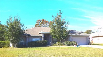 8406 Bay Drive, Spring Hill, FL 34606 - MLS#: T2919058