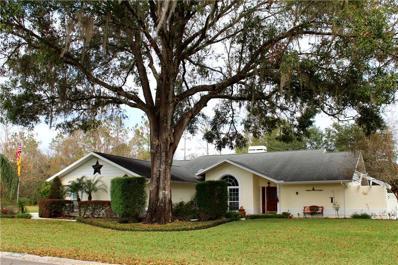 1416 Pope Place, Lutz, FL 33549 - MLS#: T2919147