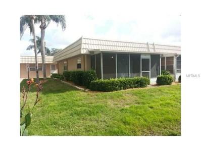 202 Bedford Street UNIT 55, Sun City Center, FL 33573 - MLS#: T2919724