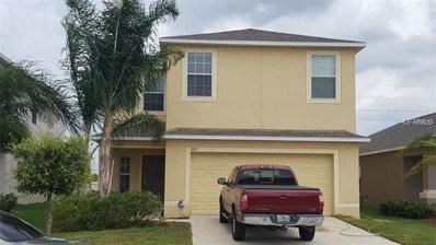 1833 Harbour Blue Street, Ruskin, FL 33570 - MLS#: T2919745