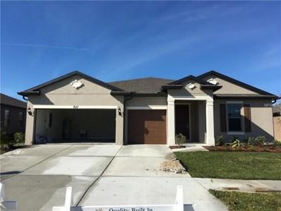 1517 Windy Gap Place, Valrico, FL 33594 - MLS#: T2920044