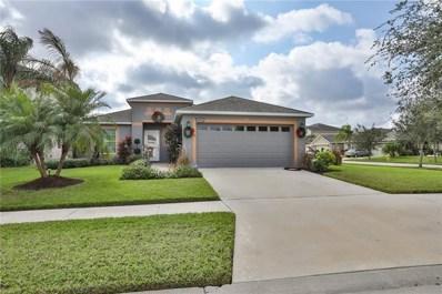 13434 Graham Yarden Drive, Riverview, FL 33579 - MLS#: T2920249