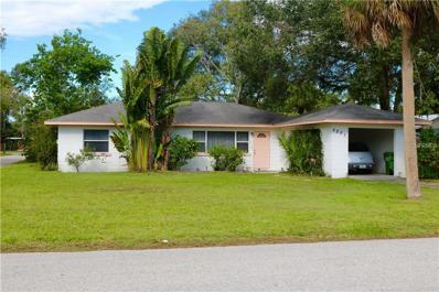 2201 Hawthorne Street, Sarasota, FL 34239 - MLS#: T2920357