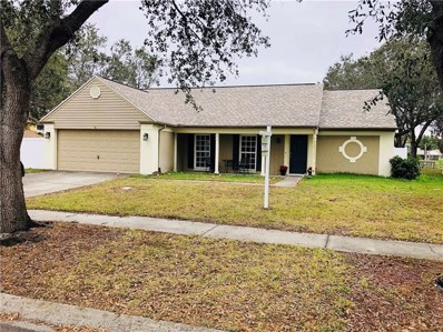16211 Country Crossing Drive, Tampa, FL 33624 - MLS#: T2920594