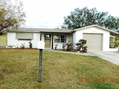 1112 Classic Drive, Holiday, FL 34691 - MLS#: T2920795