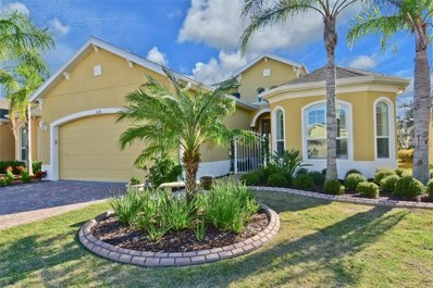 1525 Emerald Dunes Drive, Sun City Center, FL 33573 - MLS#: T2920851
