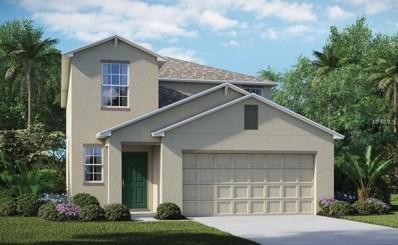 14613 Crescent Rock Drive, Wimauma, FL 33598 - MLS#: T2921006