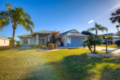 2119 Sterling Glen Court, Sun City Center, FL 33573 - #: T2921063
