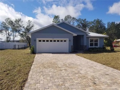 5720 Southwind Drive, Mulberry, FL 33860 - MLS#: T2921335