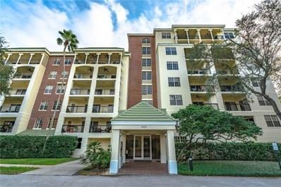 1002 S Harbour Island Boulevard UNIT 1108, Tampa, FL 33602 - MLS#: T2921354