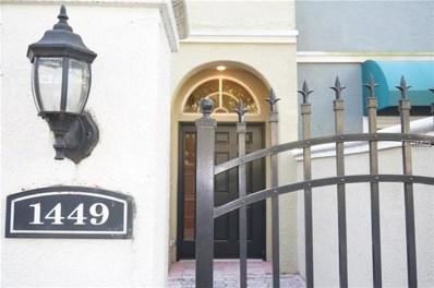 1449 Harbour Walk Road, Tampa, FL 33602 - MLS#: T2921734