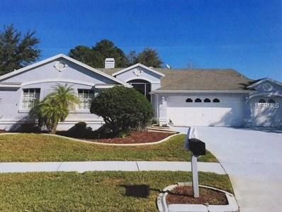 10419 Rainbow Oaks Drive, Hudson, FL 34667 - MLS#: T2922147
