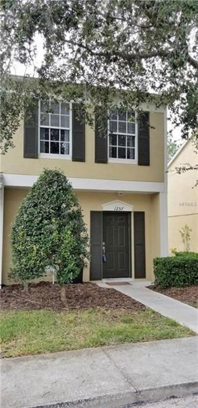 1257 Throckmorton Drive, Wesley Chapel, FL 33543 - MLS#: T2922272