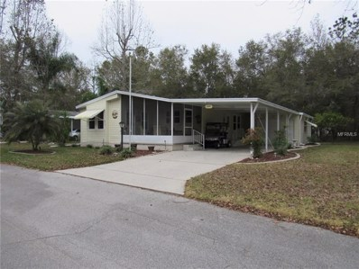 2491 Ayerswood Drive, Brooksville, FL 34604 - MLS#: T2922401
