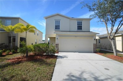 7817 Carriage Pointe Drive, Gibsonton, FL 33534 - MLS#: T2922450