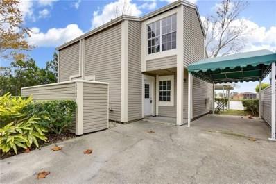 6904 Lake Place Court UNIT 00, Tampa, FL 33634 - MLS#: T2922889