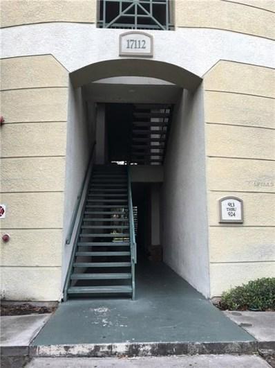 17112 Carrington Park Drive UNIT 918, Tampa, FL 33647 - MLS#: T2922930