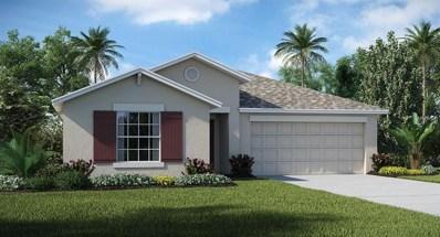 6706 Trent Creek Drive, Ruskin, FL 33573 - MLS#: T2923084