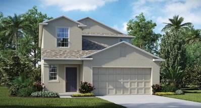6711 Blue Moon Way, Ruskin, FL 33573 - MLS#: T2923098