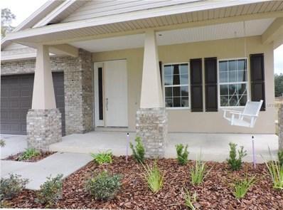 1223 Wild Daisy Drive, Plant City, FL 33563 - MLS#: T2923101
