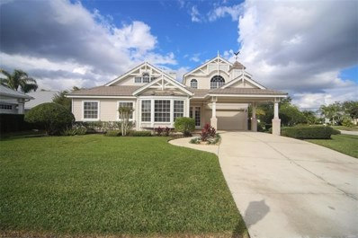 4747 Spinnaker Drive, Bradenton, FL 34208 - MLS#: T2923230