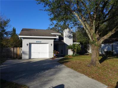 4802 E Poinsettia Avenue, Tampa, FL 33617 - MLS#: T2923399