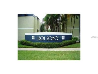 1301 S Howard Avenue UNIT C23, Tampa, FL 33606 - MLS#: T2923633