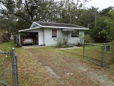 18002 Nicholas Avenue, Brooksville, FL 34604 - MLS#: T2923770