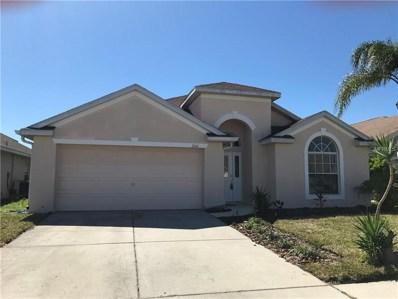2511 Indian Key Drive, Holiday, FL 34691 - MLS#: T2923931