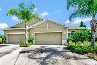 2461 Nottingham Greens Drive, Sun City Center, FL 33573 - MLS#: T2923992