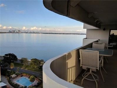 4141 Bayshore UNIT 1504, Tampa, FL 33611 - MLS#: T2924502
