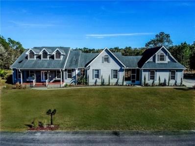 8640 Woodleaf Boulevard, Wesley Chapel, FL 33544 - MLS#: T2924532