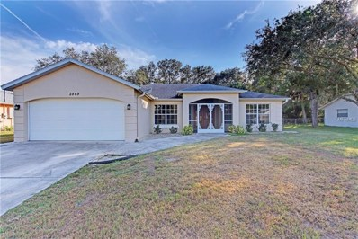 2849 Tusket Avenue, North Port, FL 34286 - MLS#: T2924744