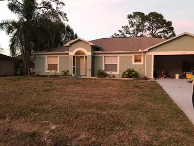 3904 Bula Lane, North Port, FL 34287 - MLS#: T2924753