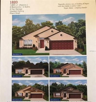 14504 Dunrobin Drive, Wimauma, FL 33598 - MLS#: T2925301