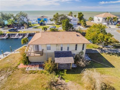 3074 Bayfront Circle, Hernando Beach, FL 34607 - MLS#: T2925806