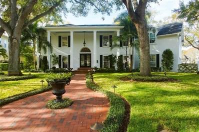1612 Culbreath Isles Drive, Tampa, FL 33629 - MLS#: T2926054