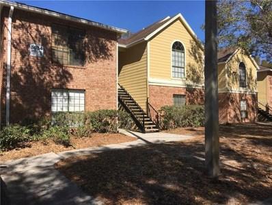 8634 Mallard Reserve Drive UNIT 101, Tampa, FL 33614 - MLS#: T2926109